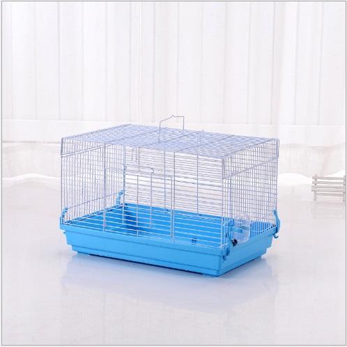 Lồng hamster size to cực đại 47 x 30 x 30 không đồ (tặng kèm bình nước) –  Thiên đường Hamster của bạn